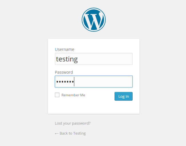 create a wordpress website easily nuschool