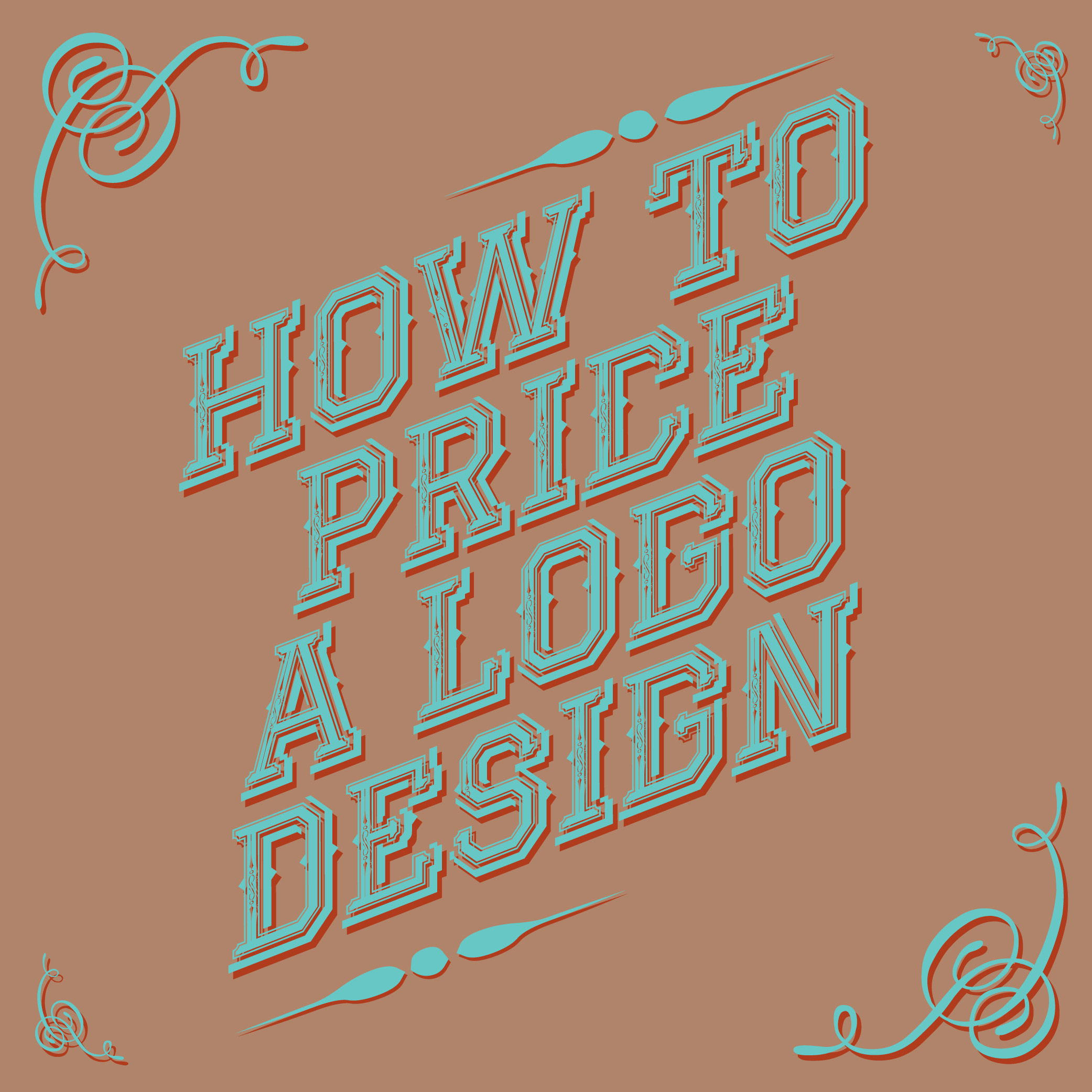 How to price a logo design - nuschool