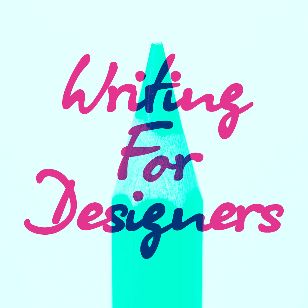 writing for designers - nuschool